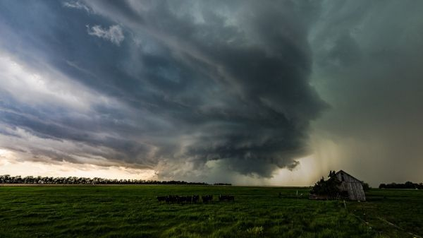 photo image Researchers to lead largest drone-based study of storms