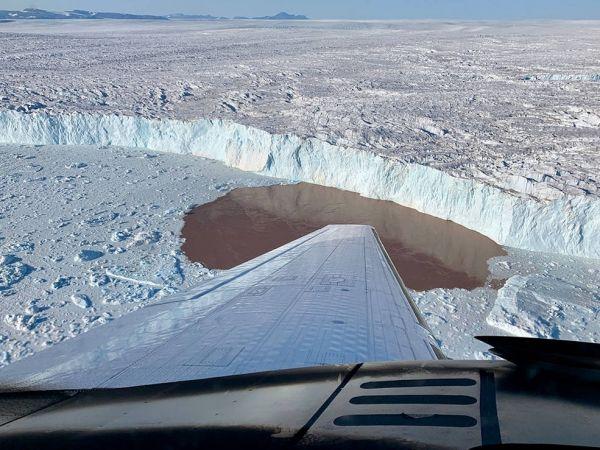 Le réchauffement des mers accélère la retraite glaciaire du Groenland